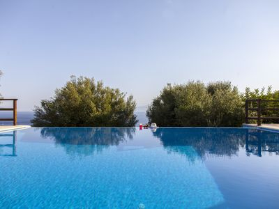 Photo for Villa Kalithea - Peaceful Luxury Villa in Magical Setting