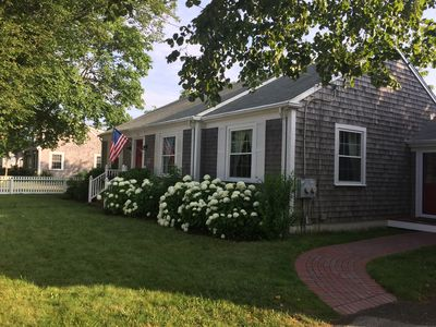 Photo for Walk To Downtown Edgartown From Renovated, Cute Island Home