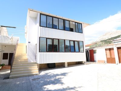 Photo for Double Rooms & Studio Mira / Double Room Mira 2 with Balcony and Parking Place