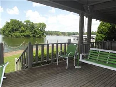 Photo for Lake Hamilton Condo with a WOW View, Fishing, Swimming, Tennis,  Gavern Gardens