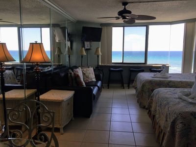 Photo for Beautiful Panama City Beach ocean front view