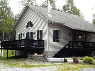 Photo for Affordable 2 Bedroom Cabin Great For Short and Long Stays.