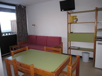 Photo for Apartment for 6 people on the slopes Relais Réallon 369R