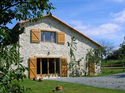 Photo for Superb Rural Gite with Private Heated  Pool