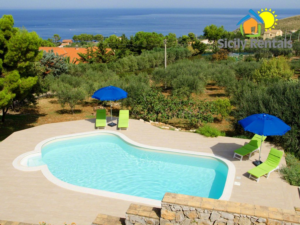 Villa With Swimming Pool With Fantastic Homeaway Castellammare Del Golfo