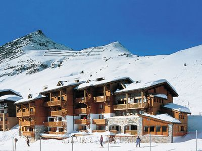 Photo for Apartment Montagnettes des Cimes (LAP233) in La Plagne - 8 persons, 4 bedrooms