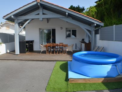 Photo for Anglet center, beautiful house in a quiet location