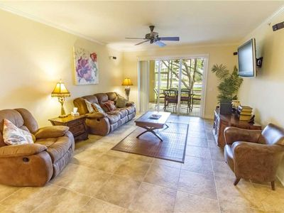 Photo for Palm Coast Resort 109, 3 Bedrooms, Sleeps 6, Pool, Hot Tub, WiFi