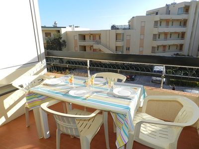Photo for THE FAVIERE - STUDIO IN THE HEART OF THE FAVIERE. 50M FROM SHOPS. NEAR BEACH
