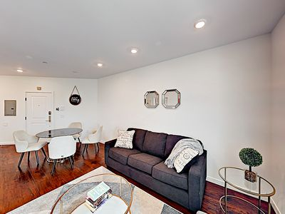 Photo for New Listing! Glam Updated Hollywood Apartment w/ Private Balcony, Near Sunset