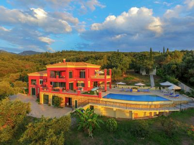 Photo for Vacation home Red Queen in Acharavi - 14 persons, 8 bedrooms