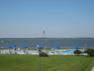 Photo for Bayfront Condo Bethany area Cedar Shores