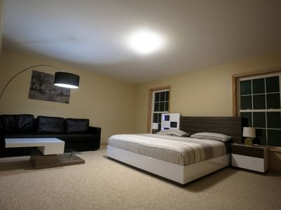 Photo for 10 BR Eastate with 20x40 Heated Pool, Hot tub, Own Movie Theatre, Sauna