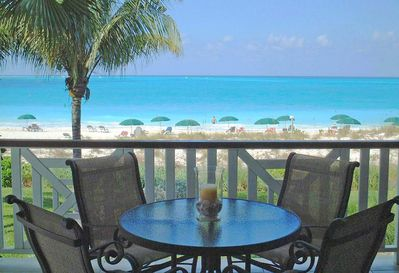 Spectacular ocean views from The Calabash Suite