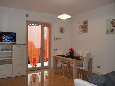Photo for Modern and comfortable on the Garda hills