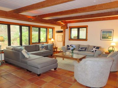 Photo for Walk to Beach- Water views & access-A/C-Dog Friendly-Welcome to The Crow's Nest