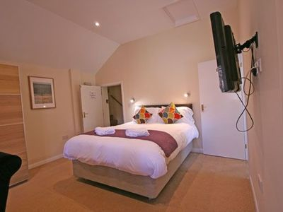 Photo for Self contained first floor studio with free wi-fi and parking