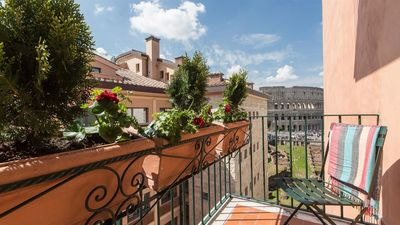 Photo for Colosseo View Luxury 2208