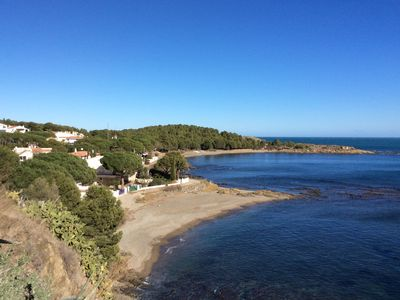 Photo for VILLA 50 meters FROM THE BEACH