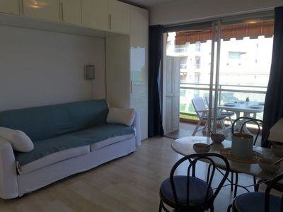Photo for Apartment La Pinede in Cagnes-sur-Mer - 4 persons, 1 bedrooms