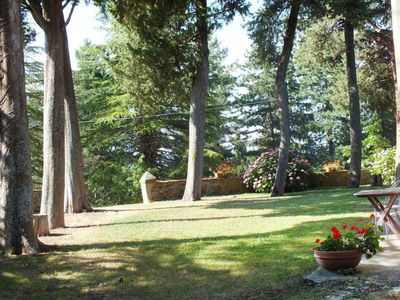Photo for 3 bedroom Villa, sleeps 6 in Corti with WiFi