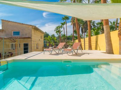 Photo for CA'N TOMEVET - Spectacular villa with private pool