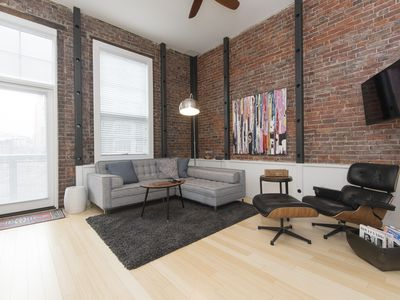 Photo for Impressive Luxury Manhattan Style Loft - By OnlyBC