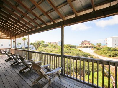 Photo for Available April! Tree House on North Cape Close to Beach