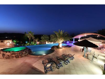 Photo for Luxury~Dreamy~Private |Rancho Relaxo Sha| Spacious Pool, Tennis Court, Horses.