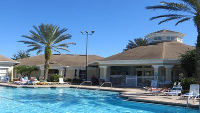 Photo for Clean family  friendly 3 Bedroom  Condo Located Just 3 Miles From Disney World.