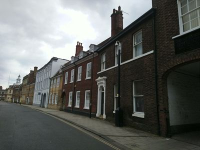 Photo for Aickmans, an apartment in Grade II Listed Wood House.