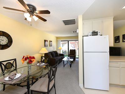 Photo for Swimming Pool, Spa, Tennis Courts, Mountain Views & close to Down Town Palm Springs
