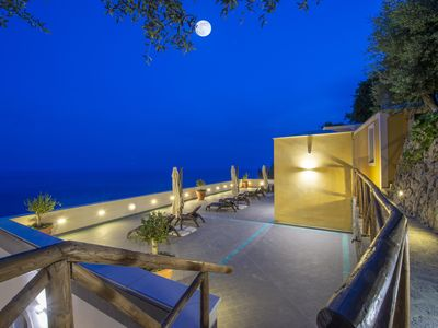 Photo for Stunning villa in the best peaceful place on the Amalfi Coast - Le Contrade
