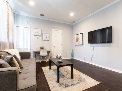 Photo for 3 Bed 2 Full Bath First Floor | Laundry | Sleeps 7
