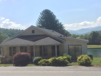 Photo for Beautiful House On Lake Chatuge! 3 Bd And 2 Bath