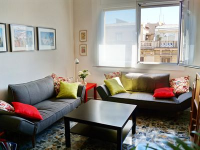 Photo for City center apartment perfect for couples in Barcelona