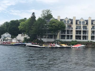 Photo for Port Carling Waterfront Condo