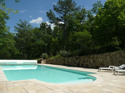 Photo for PROVENCE, Villa in peace, with big swimming pool sunny and without opposite