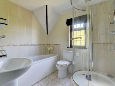 Photo for Vacation home The Lodge in Barnstaple and Braunton - 6 persons, 3 bedrooms