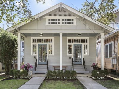 Photo for 4526 Banks Street · Prime MID-CITY Location 4 Bedrooms 4 Queen Beds