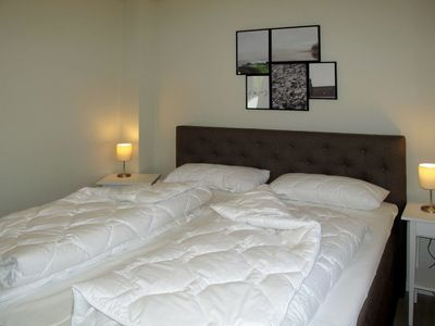 Photo for Cosy apartment for 4 guests with WIFI, TV, balcony and pets allowed