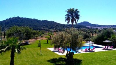 Photo for Holiday cottage Son Servera for 1 - 10 people with 5 bedrooms - Holiday home