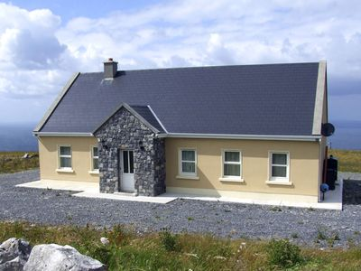 Photo for VIEW OF THE BURREN, family friendly in Fanore, County Clare, Ref 2605