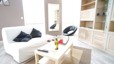 Photo for Nice apt in Beaune and Wifi