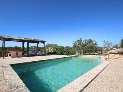 Photo for El Gato - Country house for 4 people in Santanyi