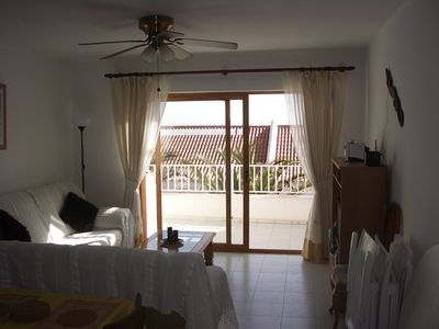 Photo for 1BR Apartment Vacation Rental in Golf del Sur, CN