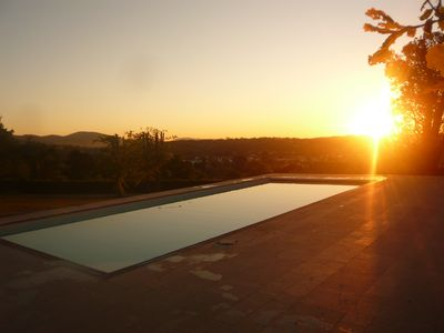 Photo for Villa ascain, large pool, village walk, village view and Rhune, 18 people