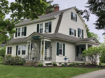 Photo for Lake Life: Spacious Home in Heart of Wolfeboro