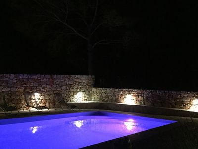 Photo for Vila Familia Hvar, New apartments with pool in the island of Hvar with sea views