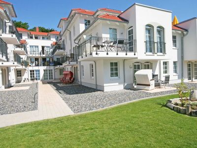 Photo for H: House sea view A 0. 04 White dune with terrace - House sea view A 0. 04 White dune with terrace